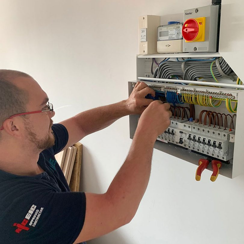home rewiring in cornwall